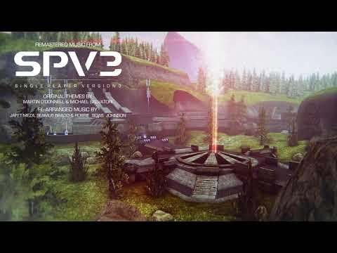Halo SPV3 Bonus Soundtrack - Another Walk In The Woods