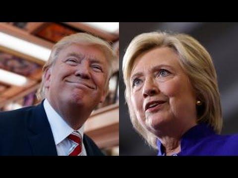 Clinton, Trump media double standard