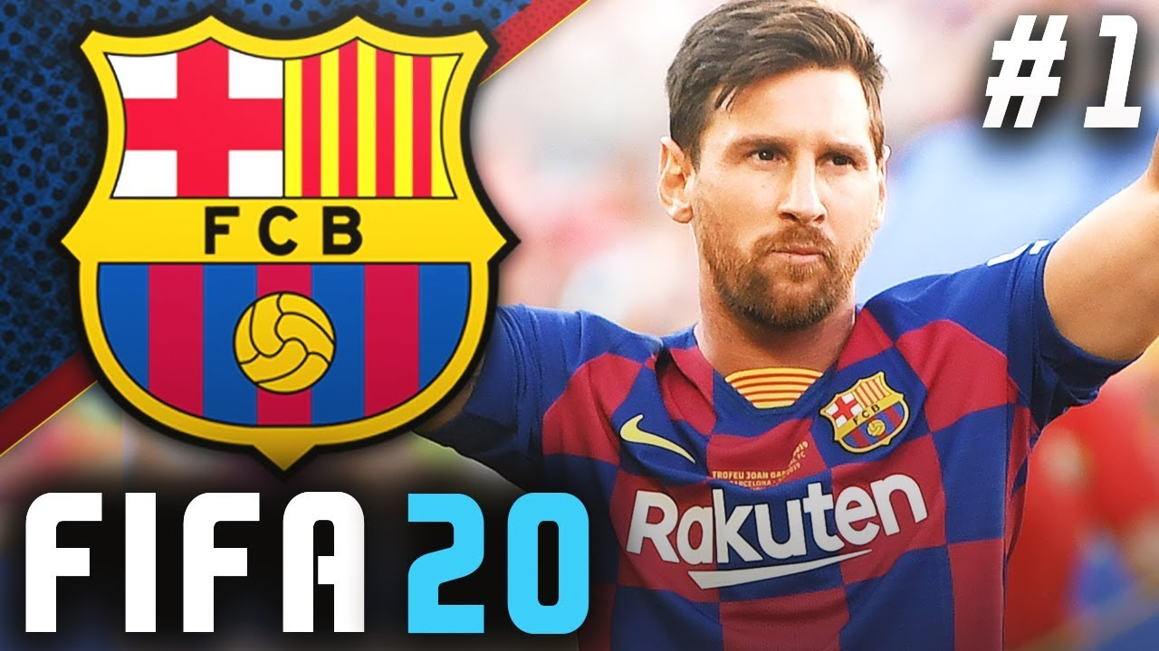 Photo of FIFA 20 Barcelona Career Mode EP1 – Our Journey Begins!! New Signings!! – الرياضة