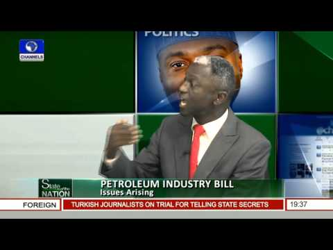 State Of The Nation: Examining Petroleum Industry Bill -- 25/03/16 Pt. 1