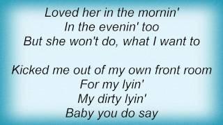 Electric Light Orchestra - Baby I Apologise Lyrics