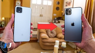 Switching from Android t๐ iPhone in 2020: The Truth