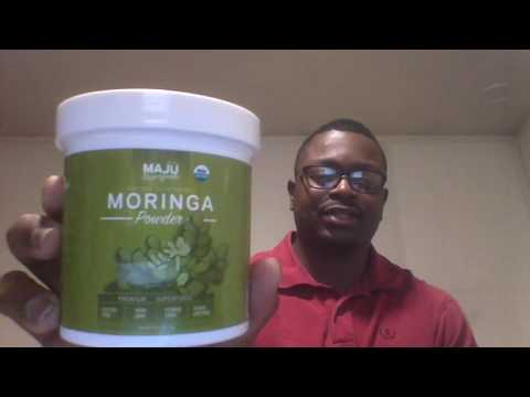 Moringa Powder (Superfood Vegetable)