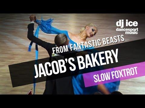 SLOW FOXTROT | Dj Ice - Jacob's Bakery (Fantastic Beasts OST Cover)