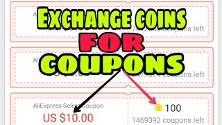 Aliexpress coins