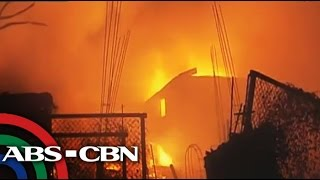 Blaze guts 140 houses in Tondo, Manila