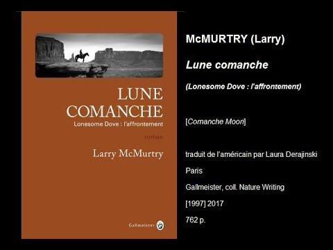Lune comanche, de Larry McMurtry
