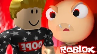 ESCAPE THE BABY? Roblox Escape the evil baby Roblox in Spanish