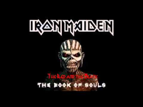 IRON MAIDEN The Red and the Black