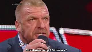 Daniel Bryan thách đấu với Triple H ờ WrestleMania 30