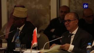 """""""تنفيذية البرلمان العربي"""" ترفع قراراتها لمؤتمر الاتحاد التاسع والعشرين - (1-3-2019)"""