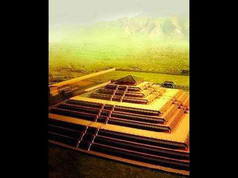 Ancient Secrets China's Mysterious Pyramids Documentary 2015
