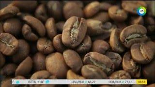 видео качественный кофе в зернах