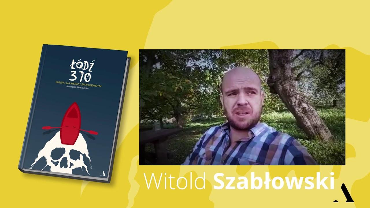 """Fragment reportażu """"Łódź 370"""". Czyta Witold Szabłowski"""