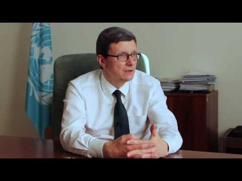 Interview with Vladimir Rakhmanin on the role of sustainable food systems in facing climate change