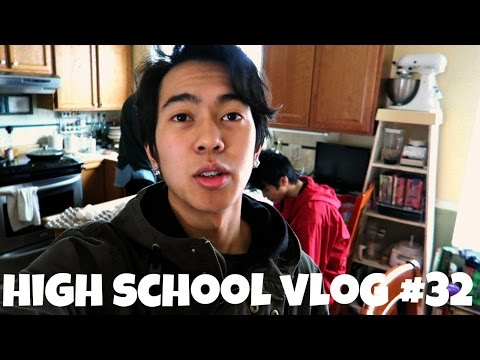 High School Vlog #32 DROPPED MY CAMERA & NEW SEMESTER!