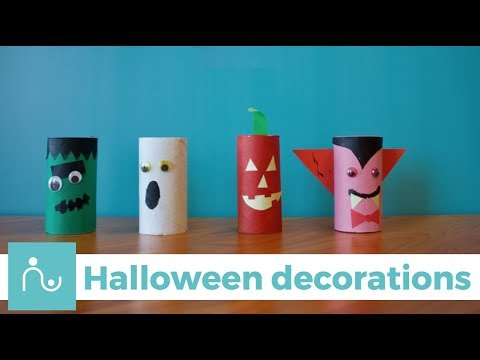 DIY: Halloween decoration