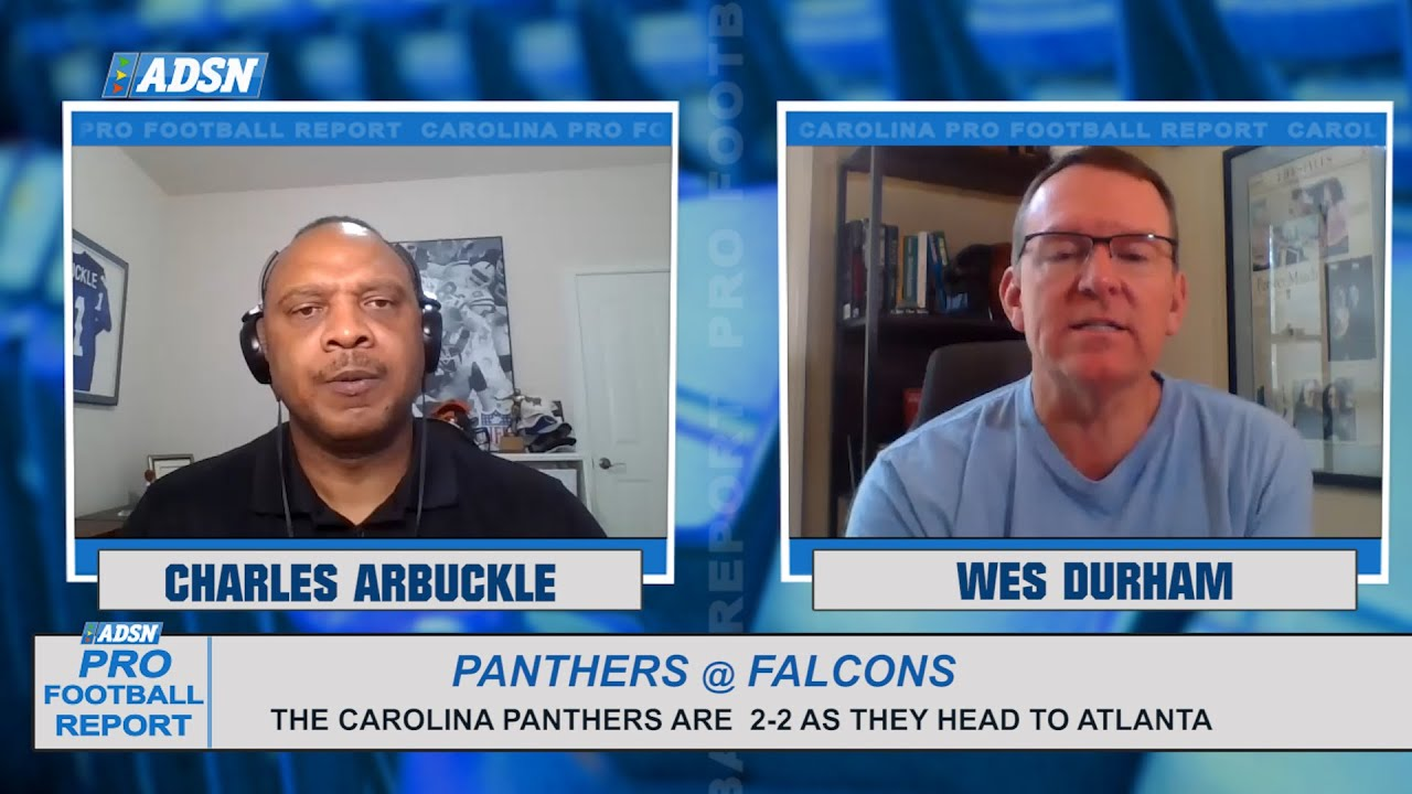 Panthers at Falcons Match-up Preview