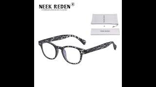 Ретро заклепки мужские 39 s очки оправы женские модные без градусов плоские компьютерная защита глаз