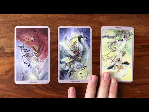 Daily Tarot Reading for 19 April 2018 | Gregory Scott Tarot