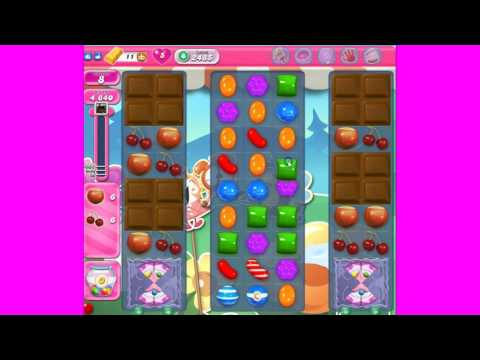 Candy Crush Saga Level 2485