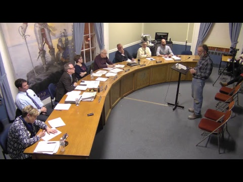 City of Plattsburgh, NY Meeting  2-22-18