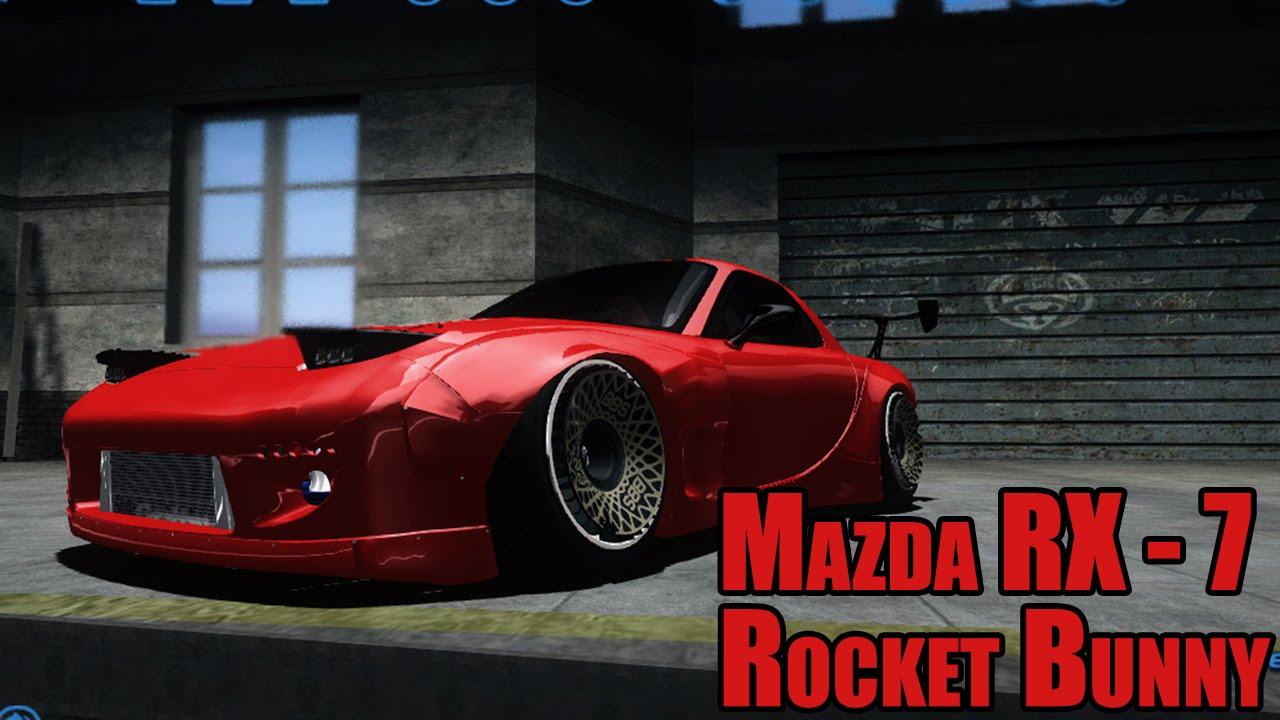 mazda rx-7 для street legal racing redline