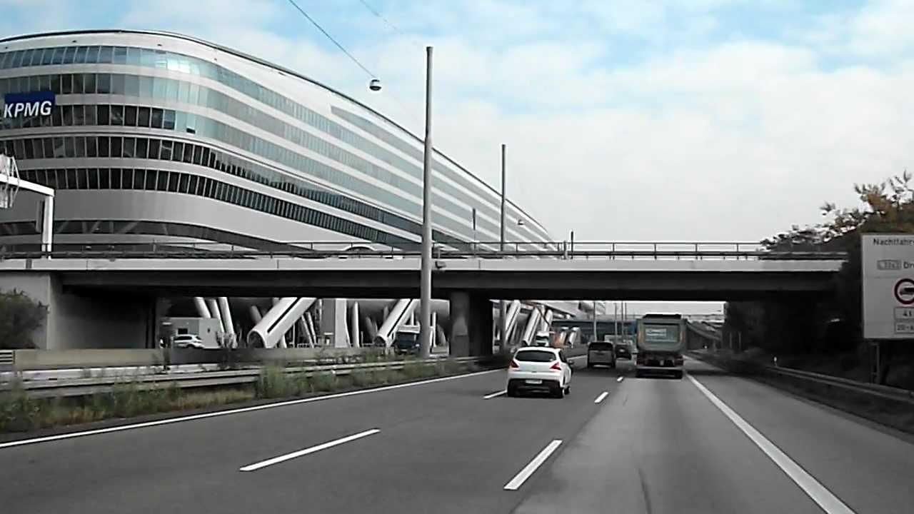Verkehrslage A3 Frankfurt