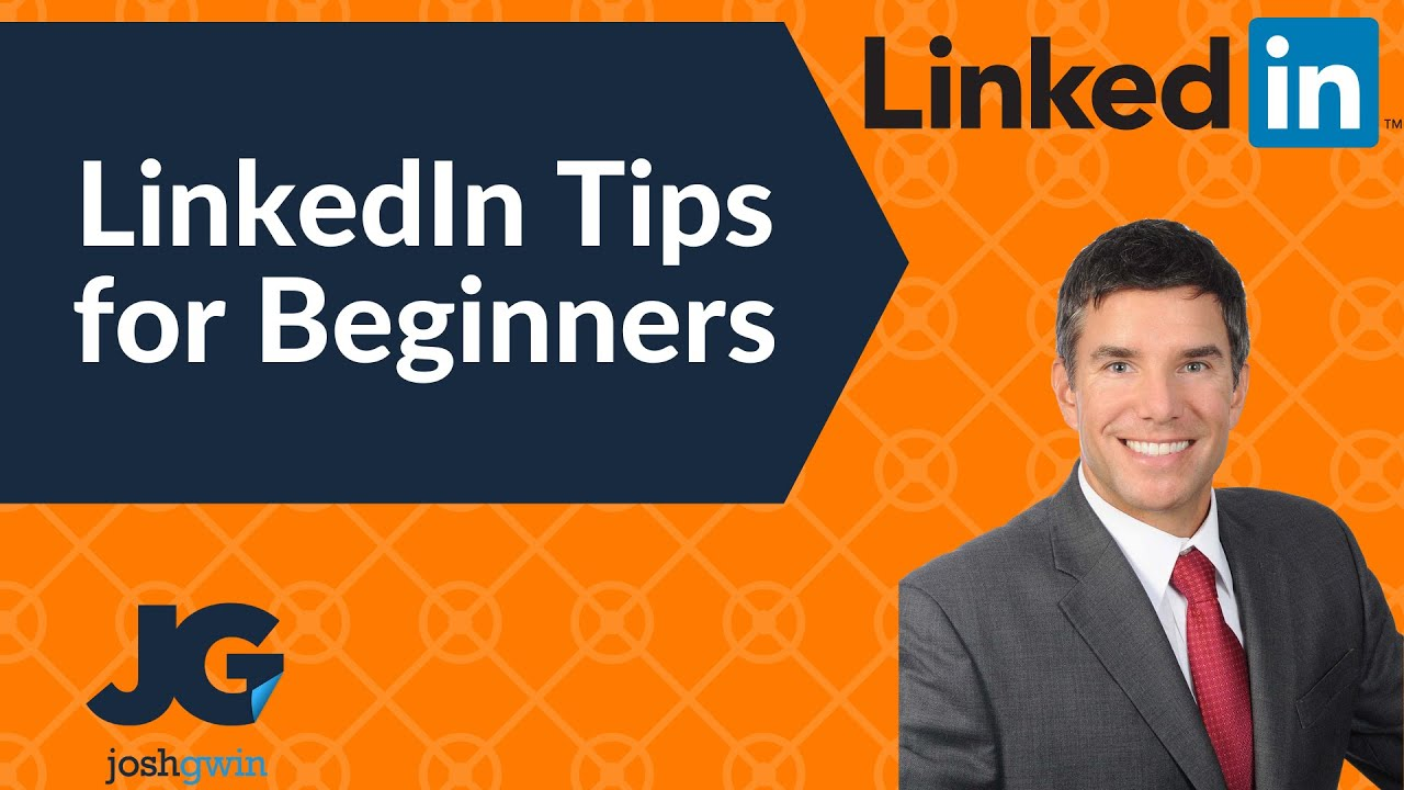 Linkedin tutorial for beginners linkedin profile tips youtube malvernweather Images