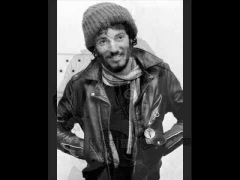Bruce Springsteen  Blinded  the Light