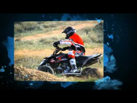 Moto cross in off road circuit Videos De Viajes