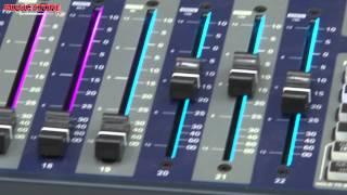 Musikmesse 2013 - SOUNDCRAFT Expression Series Digital Mixer (english)