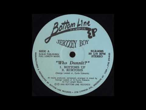 Jerzzey Boy - Bottoms Up