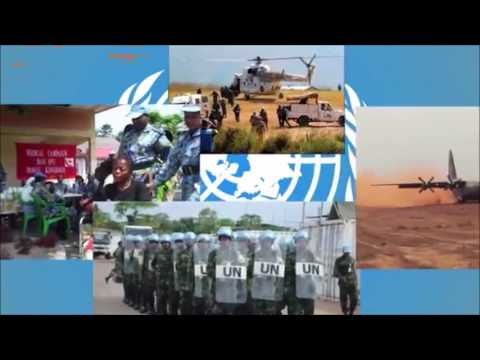 UN Peacekeepers Day 2016