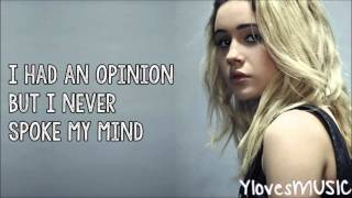 Bea Miller - I Dare You (Lyrics)