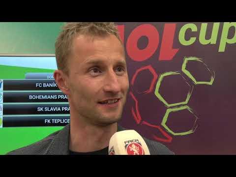 MOL Cup: Slavia vyzve Karvinou, Teplice přivítají Spartu