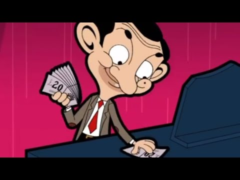 Mr Bean - buying a piano