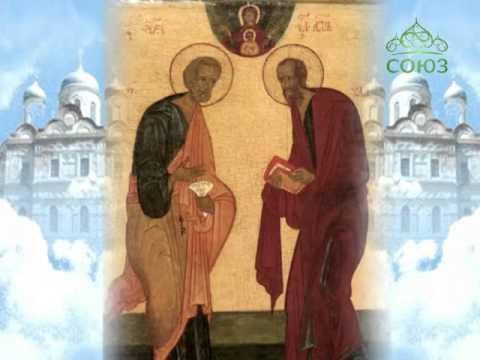 В гостях у Дуняши. Выпуск от 11 июля. Святые апостолы Петр и Павел
