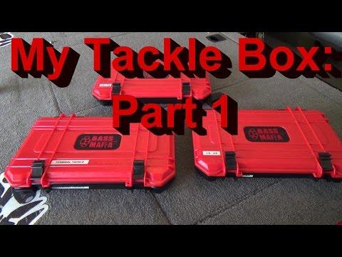 My Tackle Box - Part 1: Terminal Tackle Organization