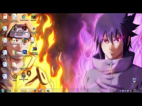 Pack De Wallpapers De Naruto Shippuden Hd Full Youtube