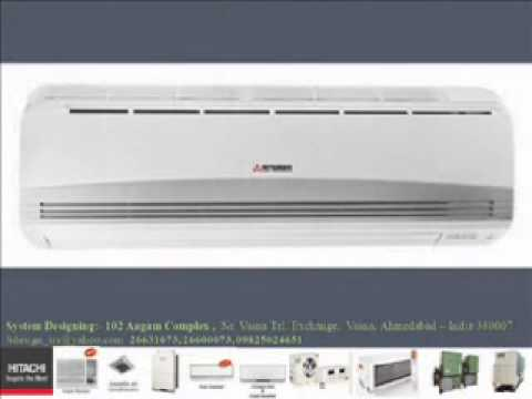 580   Mitsubishi Heavy Industries SRK40HJ, SRC40HJ Air Conditioner   System Designing   919825024651
