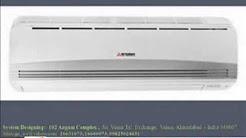580   Mitsubishi Heavy Industries SRK40HJ, SRC40HJ Air Conditioner   System Designing   919825024651