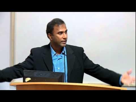 Dr. V.A. Shiva Ayyadurai's Speech at Infosys, Chennai on July 17, 2013