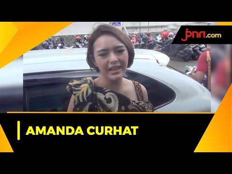 Curhat soal Billy Syahputra, Amanda Manopo: Selamat Untukmu