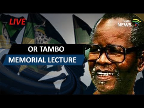 O.R Tambo and Mandela In Conversation: 04 July 2017