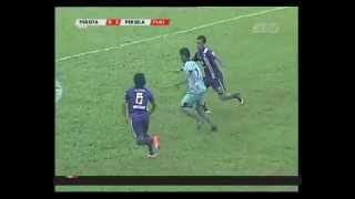 Persita Tangerang Vs Persela Lamongan 0-3 (all Goals Highlights) [18052013]