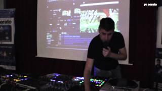 Presentación y Masterclass Yo Serato en FNAC Málaga