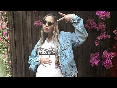 Download Youtube: Beyonce Pregnancy T-Shirt Sells Out INSTANTLY, Baby Delivery Plans Revealed