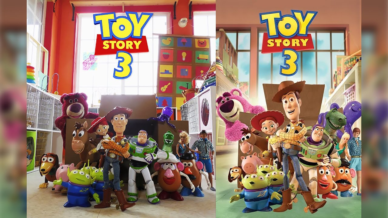 Toys For Life : Brothers create real life toy story youtube