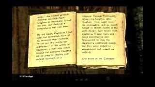 A Brief History of the Empire - Volume 3 - Skyrim Books